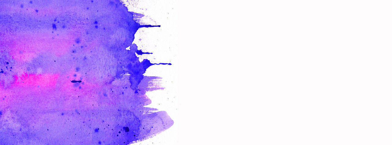 Watercolor Background Painting Banner Panorama Panoramic Horizontal Paint Spot Purple Violet Pink Pattern Wallpaper Copyspace Illustration Textured  Texture Abstract Light Dark Deep Paper Aquarelle ArtWork Art Artistic Handmade Craftsmanship  Craft Dye Drawing Picture Huế Color Colorful Design Brush Paintbrush Backdrop Vertical Creativity Creative Rough Stain Intensity Hand Drawn Drawn Decoration Backgrounds