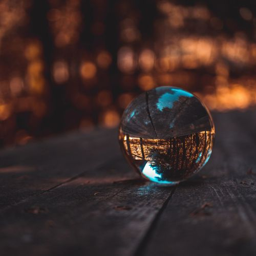 EyeEm Selects Planet Earth Celebration Shiny Reflection Close-up Marbles Crystal Ball Crystal Glassware Sphere Fortune Telling Crystal Disco Ball Bauble
