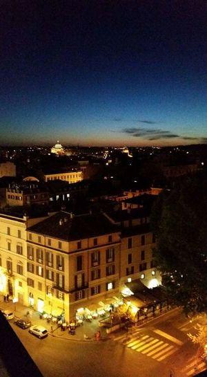 Roma - Piazza Barberini