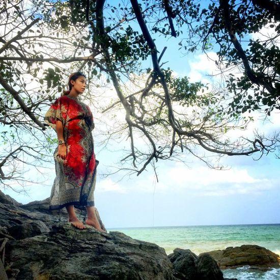 Kanom beach My Best Photo 2014 EyeEm Best Shots Thailand Nakhon Si Thammarat Beach Sea Photo Relaxing Enjoying Life Happynewyear2015