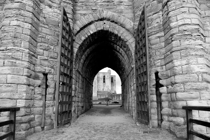 castle of warkworth,england Castle England 🌹 Historical Monuments Arch Architecture Built Structure Day England English Heritage History Indoors  No People Old Ruin The Way Forward Travel Destinations