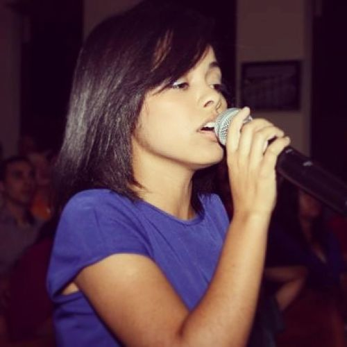 Mariana Escolhia Separada Ungida eleita levita filha serva futura cantar eucanto amo love louvar adorar tenhoadoraçao emmeuDNA ??❤