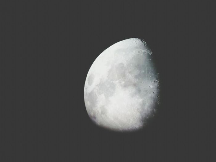 Moon Handmade By Me Through A Telescope Nothing Better