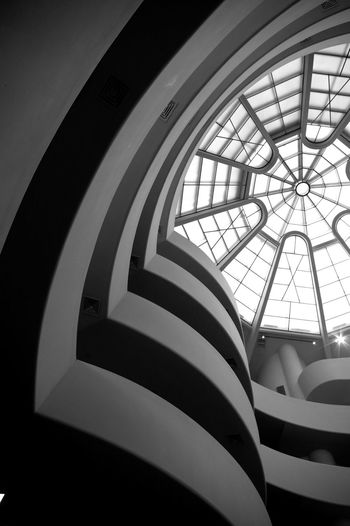 Architecture Built Structure Guggenheim Nyc Indoors  Modern NYC NYC Photography NYC Street NYC Street Photography