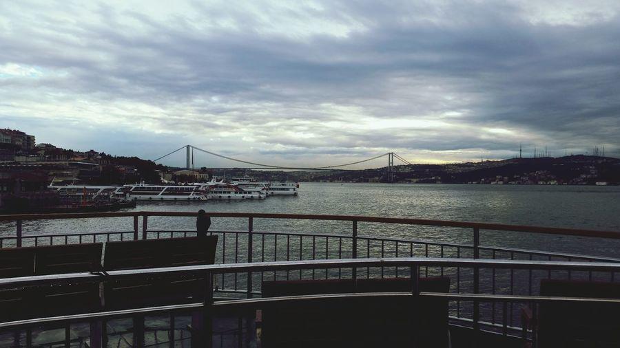Turkey Istanbul Turkey Beşiktaş ❤ Boğaz Köprüsü