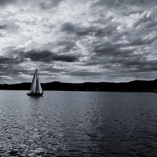 TCPM Sailboat Cloud - Sky Lake