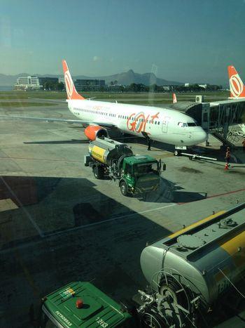 Aeroporto Santos Dumont Rio De Janeiro Brazil Aviation Aviacao Voegol Public Transportation Brasil EyeEm Rio