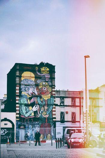 Murales Graffiti A Street Art Art