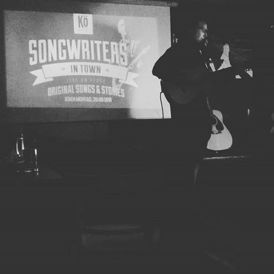 Songwriters in town Leipzig Acoustic Music @graffitigoose