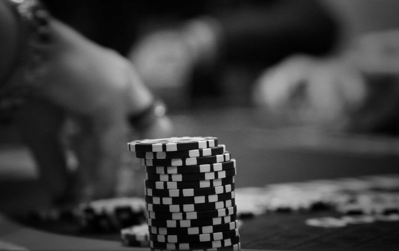 Canon 70d Canonphotography Blackandwhite Photography Black And White EyeEm Best Shots Playing Poker Hold'em Gambling Competition Strategy Arts Culture And Entertainment Playing Poker - Card Game Chance Gambling Chip