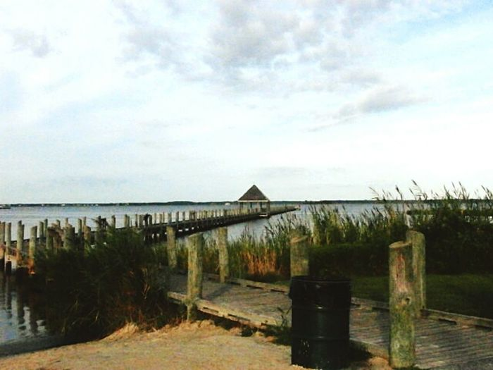 Summer Pier