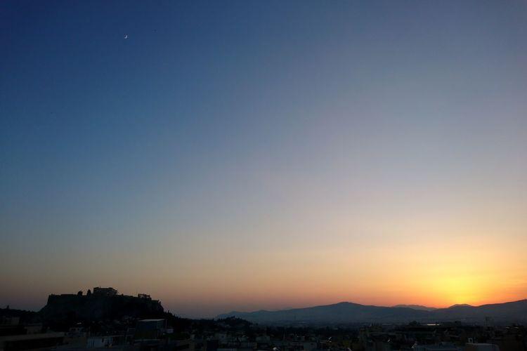 Acropolis of