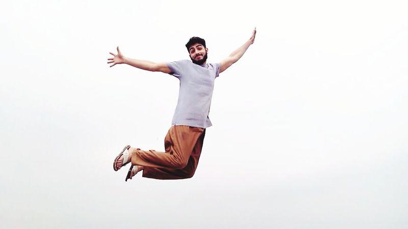 Jumpshot Jumjum Hi! Cheese! That's Me Enjoying Life Flyin Potrait Make It Yourself Enjoying Life