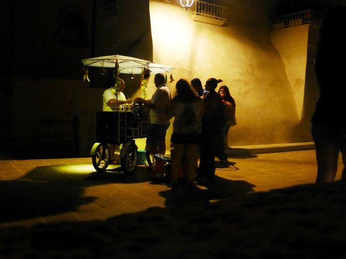 Night Food Italy