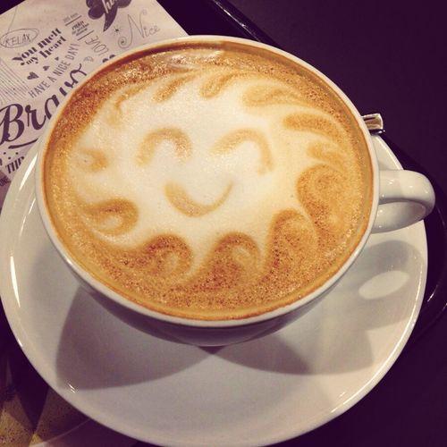 早安~微笑~HK~ HongKong Coffee 吃吃喝喝 EDP。D 嘎逼