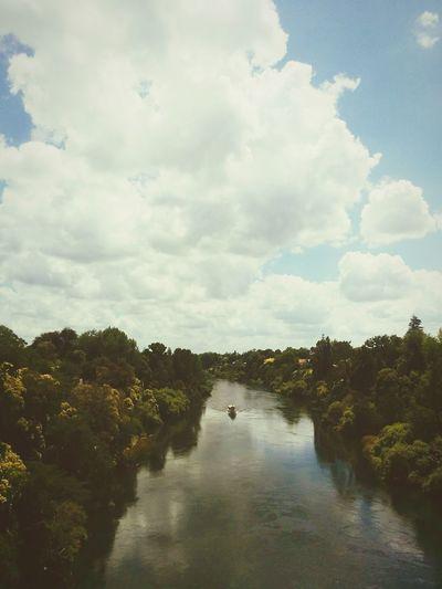 Waikato River River River View Hamilton Newzealand Nexus5