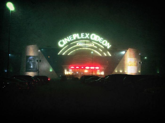 at Cineplex Odeon Queensway Cinemas