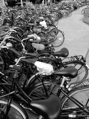Bikes Velos Bicycles Bicycles Of Amsterdam Blackandwhite Amsterdam Amsterdamcity The Street Photographer - 2017 EyeEm Awards Let's Go. Together.