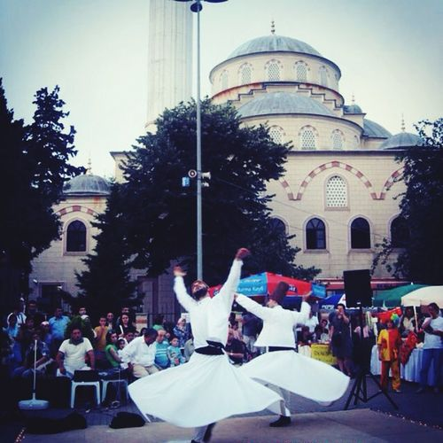 On The Move its me.. Whirling dervish