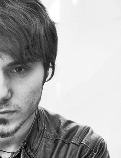 %50 Blackandwhite Black White Cinema Portrait Headshot One Person Looking At Camera Young Men Close-up Front View