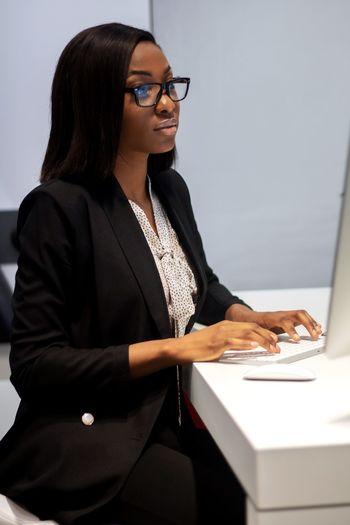 At work MacBook