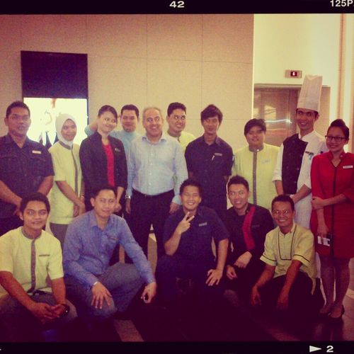 last time Takingpicture with our GM ... Unforgettablemoment College