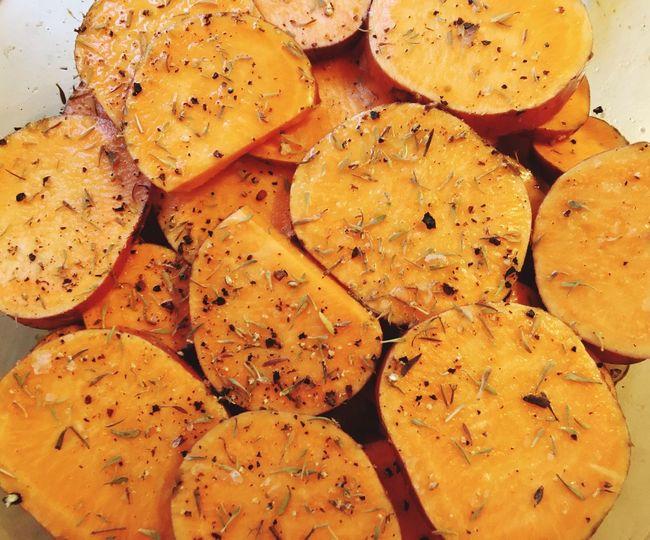 Healthy Food Vegan Food Sweet Potatoes Home Cooking