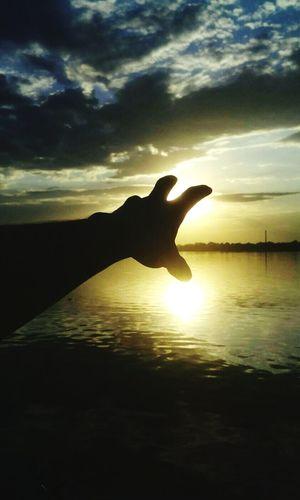 дотянисьрукой солнце