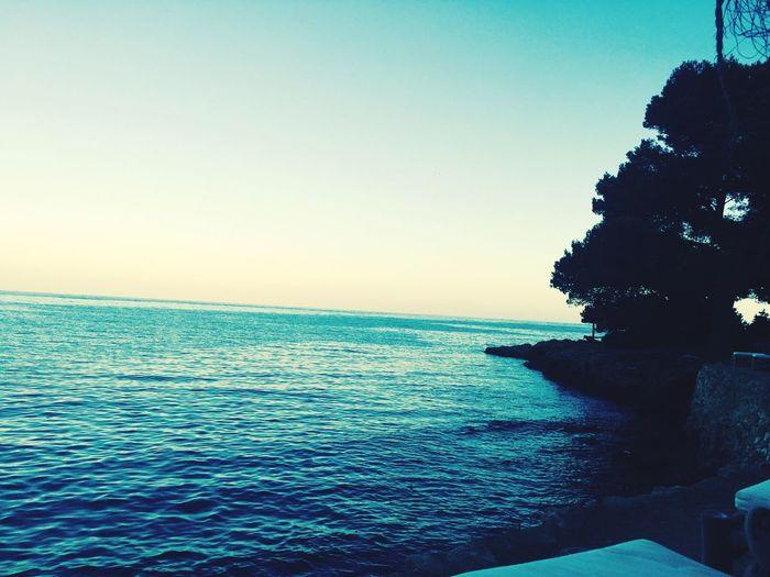 Beautiful coastline, Babylon beach in Ibiza Ibiza First Eyeem Photo