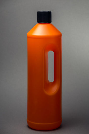 Orange plastic