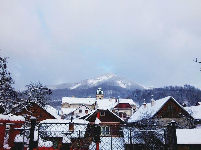 Baia Sprie It's Cold Snow Life It's Beautiful