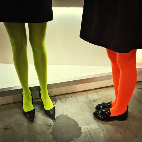 Colors Socializing
