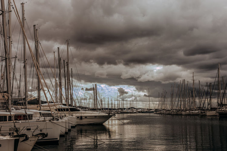 A Storm is Coming.. Cloud - Sky Reflection Dramatic Sky Overcast Storm Cloud Outdoors Sky No People Environment Water Nature Fog Thunderstorm Day Reflection Sunset Sea Silhouette Beauty Nature Fine Art Photography Eyeemphotography Canon 5d Mark Iv EyeEm Best Shots
