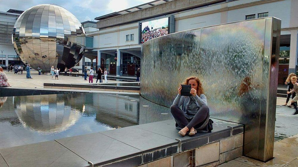 Best Friend Cityscapes Bristol Silver  Reflections Water Reflections Citylife Sightseeing Sunday Traveling