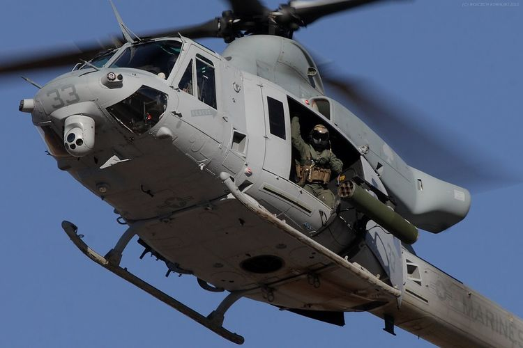 Aerospace Industry Air Force Air Vehicle Armed Forces Bell Chopper Close-up Cockpit Crew Day Flying Helicopter Huey Marine Corps Marines Military No People Outdoors Sky Transportation UH-1 UH-1Y USMC Venom Weapon