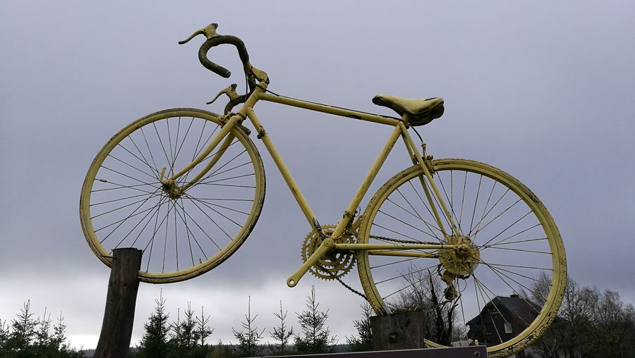 Bike Bicycle Sky