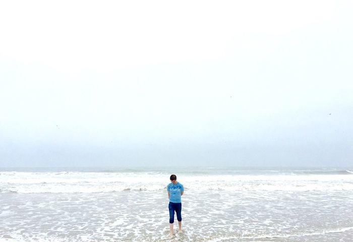 Crisis Emocional Perdido Soledad Joven Mar Emotional Crisis Lost Lonely Boy Sea