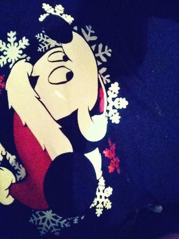 Fatigueyyy Mickey Mouse Pijama Goodnight