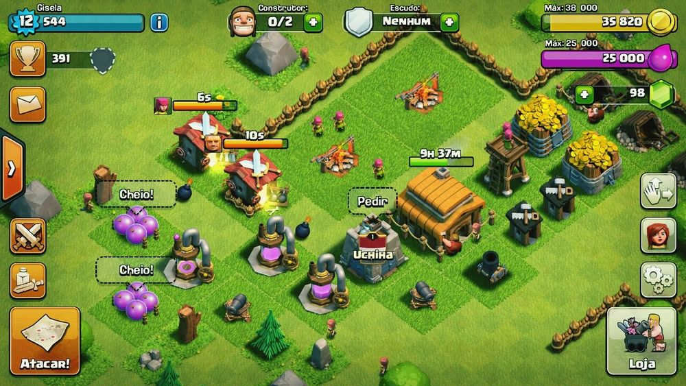 Clashofclans Gaming Time