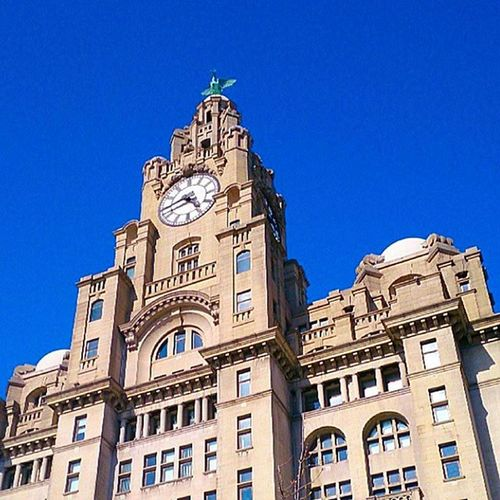 RoyalLiverBuilding Liverbuilding  Liverbird Liverpool Albertdock Pierhead Threegraces @thealbertdock