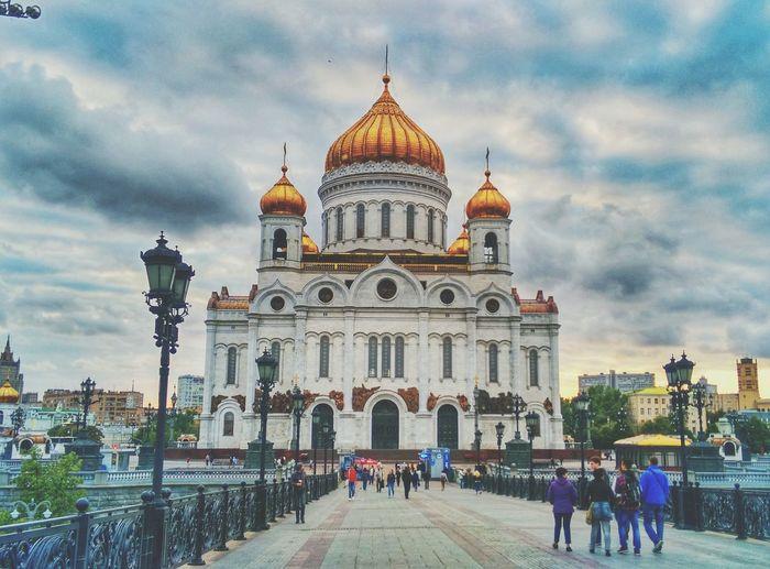 😍 Любимый город Москва ХрамХристаСпасителя Msk Moscow Christthesaviorchurch