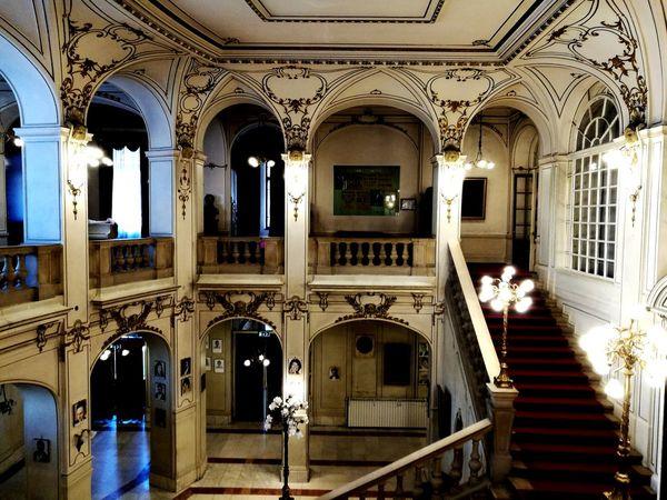 Interiors Interior Design Interior Architecture Details Cluj Teatre  Beauty Romania