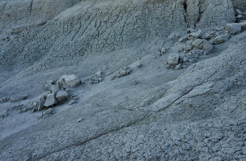 Rocks at mountain