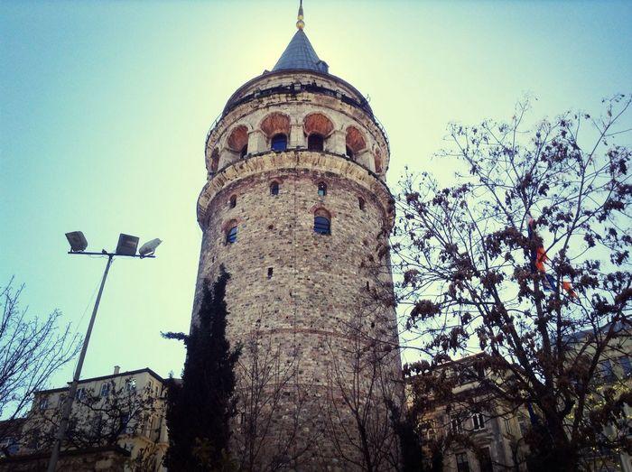 Galatatower in istanbul turkey :) Istanbul Culture
