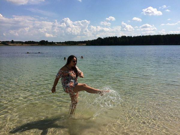 Lake Girl Weekend White Lake