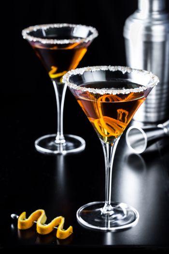 Orange Citrus Martinis Food And Drink Drink Refreshment Alcohol Martini Classy Sophisticated Indulgence Libation Nightcap Cocktail Adult Beverage Orange Citrus