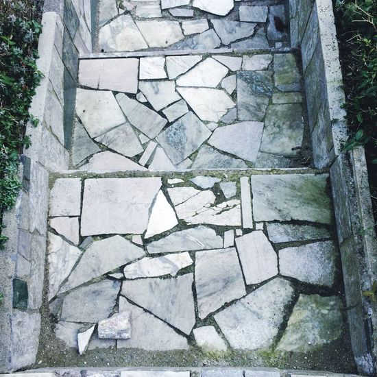 Outtogetlunch Stairs Stones