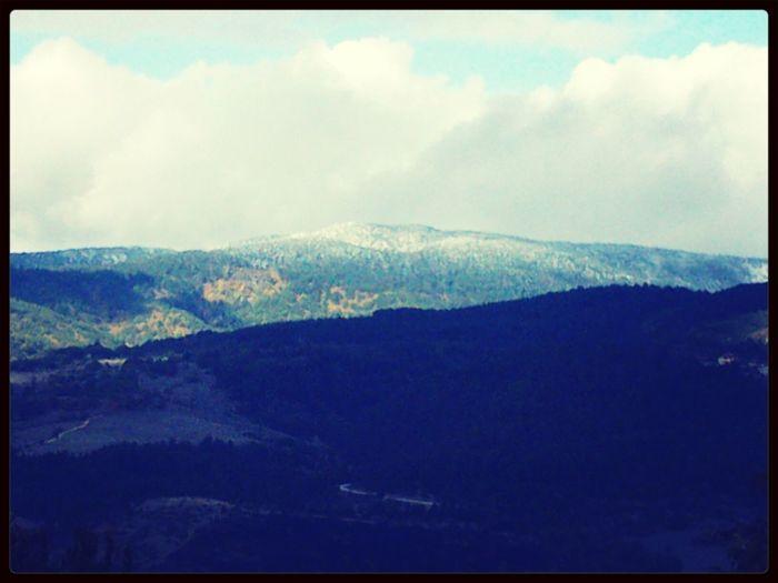 Snow Mountain Nature_collection Beauty İlk kar;-)