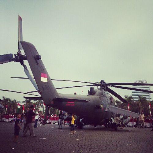 Dirgahayu TNI AD, Jayalah selalu.. Instadonesia