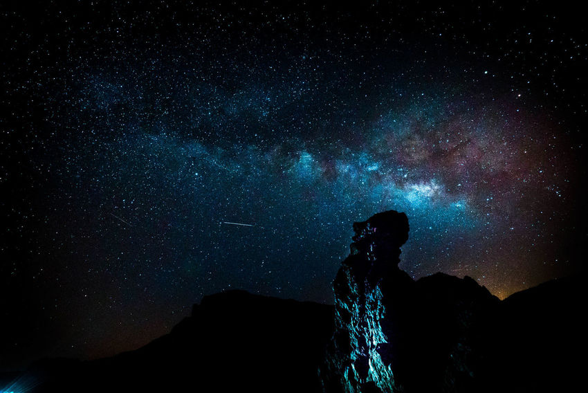 Milky Way Milkyway Stars Star - Space Astrophotography Astronomy